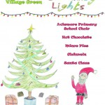 Christmas Tree Lights and Christmas Market – Sunday 27th November 2016