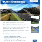 PUBLIC EXHIBITIONS  –  A9 Dualling – Dalraddy to Slochd Project
