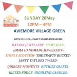 VILLAGE CRAFT FAIR – SUNDAY